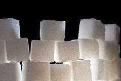 Top of sugar tower Royalty Free Stock Images