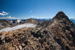 Top of Tirol Stock Image