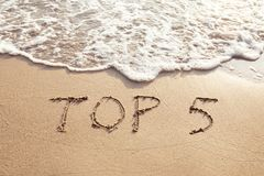 Top 5 stock photography