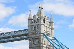 Top of tower of London Royalty Free Stock Image