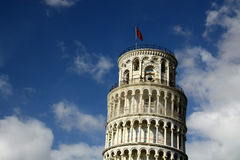 Top of tower in Pisa Stock Images