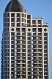Top of Urban Skyscraper Stock Images