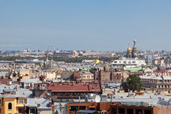 St. Petersburg cityscape Royalty Free Stock Photography