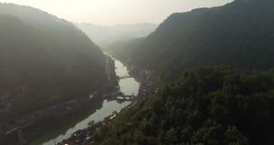 Fenghuang Aerial Shot