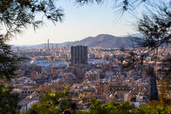 Top view of Athens, Greece. Travel. Stock Image