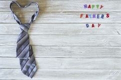 Fathers day background, Top view. Top view back clipboard and stethoscope on white wooden desk with copy space. Wooden doctor desk with stethoscope, Fathers day stock image
