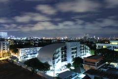 Top view bangkok. Thailand travel traffic jam royalty free stock photo
