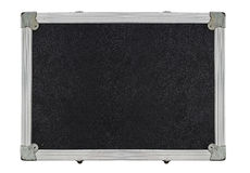 Flight Case against a White Background Royalty Free Stock Photo