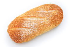 Top view bread Stock Images