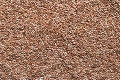 Top view of Chia seeds background, Healthy eating concept stock photo