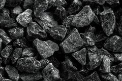 Top view of coal mine deposit mineral black for background. Used as fuel for industrial coal. Top view of coal mine deposit mineral black for background. Used Royalty Free Stock Photo