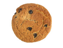 Top view cookie Royalty Free Stock Photos