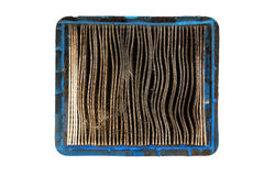 Top View Of Dirty Air Filter Stock Images