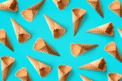 Ice cream cones Royalty Free Stock Photography