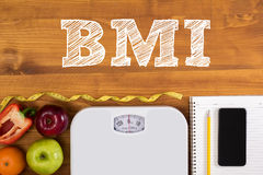 Top view, fitness and weight loss concept, Stock Images
