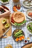 Delicious Homemade Meal Royalty Free Stock Image