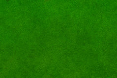 Top view of lush green grass texture Stock Photography