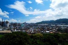 Top View in Macau Stock Images