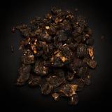 Top view of Organic Indian bdellium. Stock Photography