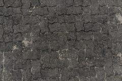 Concrete floor. Parking lot concrete tiles. royalty free stock photos