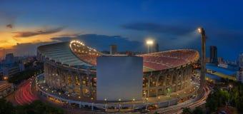 Top view of Rajamangala stadium Stock Image