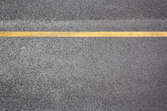 Top view road highway surface Stock Images