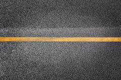 Top view road highway surface Royalty Free Stock Photos