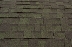 Top view of the roof tiles, the modern Royalty Free Stock Images