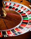 Top view of roulette Royalty Free Stock Images