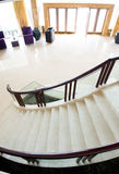 Top view of stairs Stock Photography
