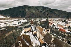 Orava castle - Slovak Republic stock photography