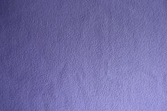 Top view of violet fleece fabric. Top view of light violet fleece fabric Royalty Free Stock Photography