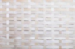 Top view on wooden wicker texture background.  royalty free stock photo