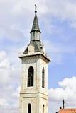 Top of Visitation Church, Jerusalem Stock Photography