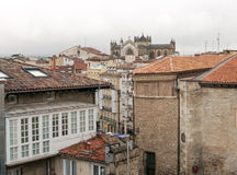 Top of Vitoria Stock Images