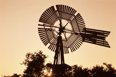 Top of windmill Stock Photography
