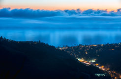 Top of the World, Laguna at twilight Royalty Free Stock Photo