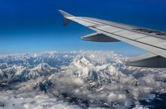 Top of the World Royalty Free Stock Images