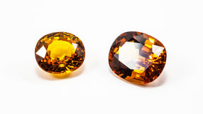 The topaz Royalty Free Stock Photo