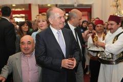 topbas мэра kadir istanbul Стоковые Фотографии RF