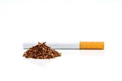 Tope de cigarrillo Fotos de archivo