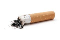Tope de cigarrillo Fotos de archivo libres de regalías
