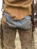 Tope del vaquero foto de archivo libre de regalías