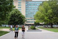 Topeka, Κάνσας Στοκ εικόνα με δικαίωμα ελεύθερης χρήσης