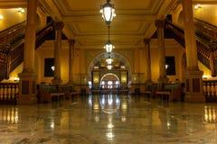 Topeka Kansas Capitol State House stock image