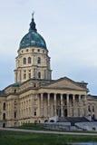 Topeka, Kansas - Zustand-Kapitol Lizenzfreies Stockfoto