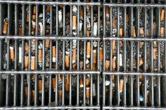 Topes de cigarrillo Imagen de archivo