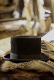 Tophat de vintage Photos stock