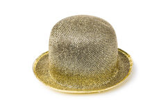 Tophat top hat. On the white Stock Images