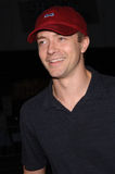 Topher Grace. Actor TOPHER GRACE at the Los Angeles premiere of Red Eye. August 4, 2005 Los Angeles, CA  2005 Paul Smith / Featureflash Royalty Free Stock Image